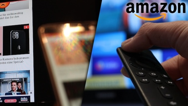 Amazon Fire TV: Users can find the