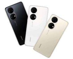 Huawei formalizes its P50 range, without 5G