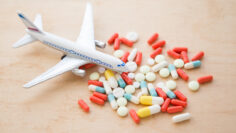 Have you made provisions?  These drugs really help with travel sickness