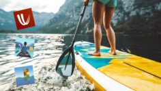 SUP apps: tour planning, weather and water levels