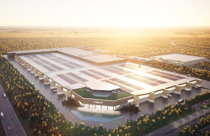 The world's largest battery factory is to be funded with 1.14 billion euros