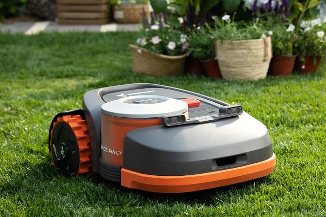 Segway embarks on the robot lawn mower