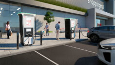 """""""Fastest charging station in the world"""" charges Stromer fully in 15 minutes"""